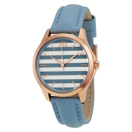 armani-exchange-lady-hampton-blue-and-white-striped-dial-blue-leather-ladies-watch-ax5238